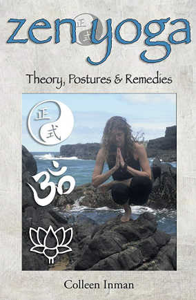 A compilation of commonalities in Taoist, Hatha and Vedic Yoga for those on the yogic journey to self-realization and zen. Available in paperback and Kindle.  Purchase Here