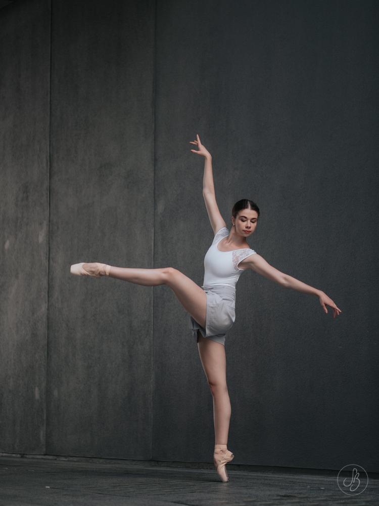Location - Street Ballet & The Bristol Ballerina