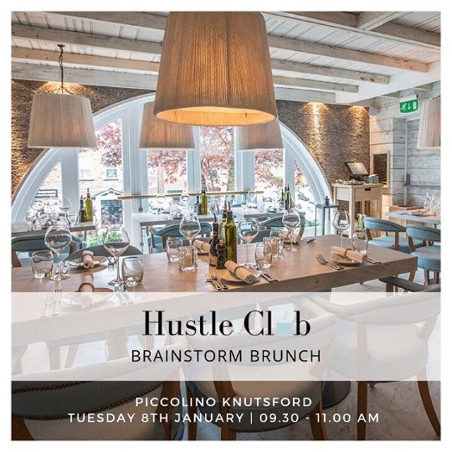 Ready to kickstart 2019? 🔥 We've got you covered! • Come along to our first Brainstorm Brunch of the year, at Piccolino Knutsford on Tuesday 8th January ☕️🥓🥞 • If you're a freelancer, creative, startup or side hustle, this is a great opportunity to connect with like-minded business owners, set goals and explore the ideas you have for 2019. Not only will you leave with more clarity and confidence, you'll also have a brand new #WorkFam you can turn to for support when you need it most 🤝 • Tap the link in our bio to grab 30 days of Hustle Club FREE, gain immediate access to our online community and save your spot ☕️ • If you decide we're not the right business community for you (which we highly doubt!), simply contact us at hello@hustleclub.co to leave during your 30 day free trial. • We look forward to seeing you there, and starting the year off together 🤝🥂👨🏻💻