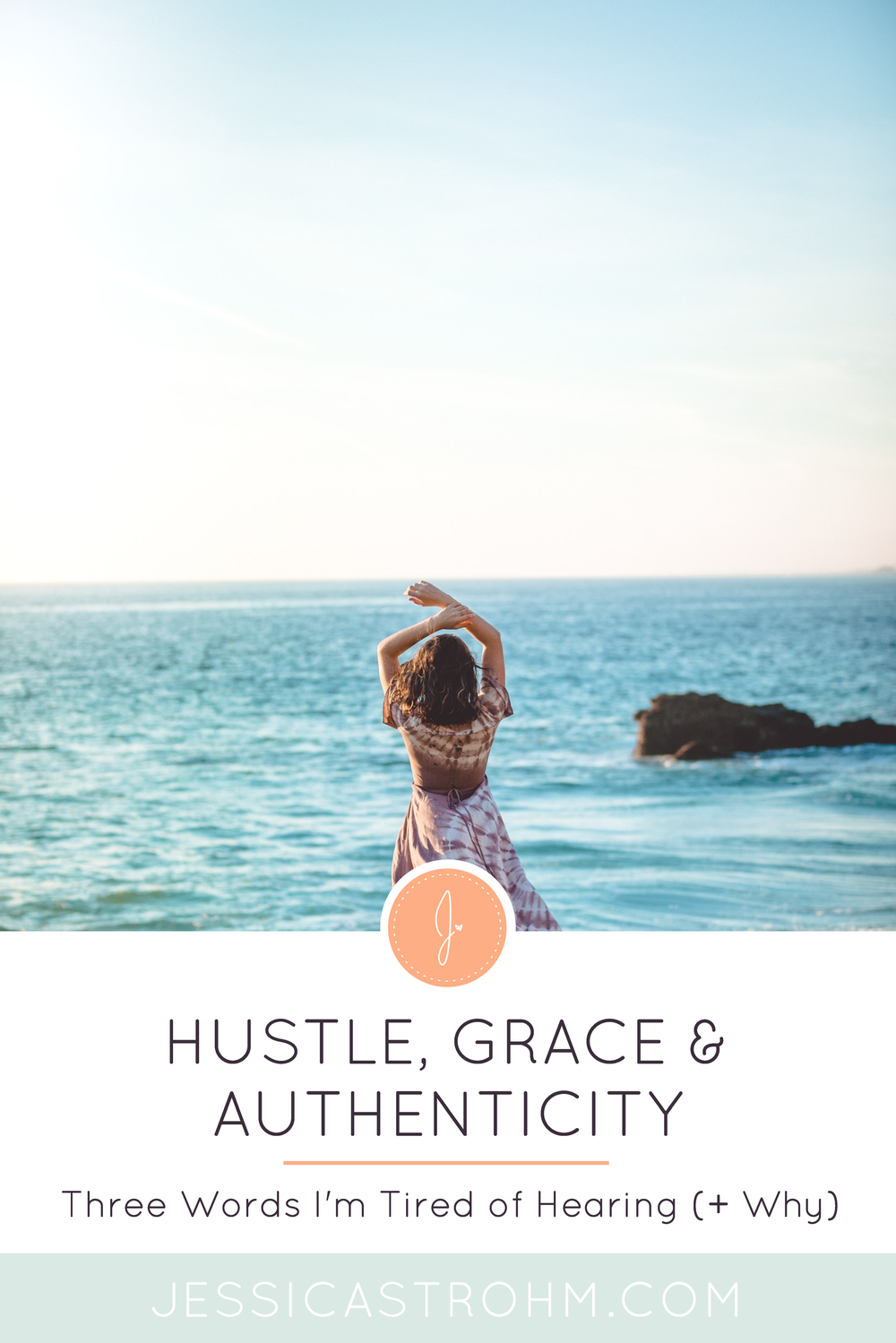 "Why I'm tired of hearing the words, ""authenticity,"" ""hustle,"" and ""grace."""