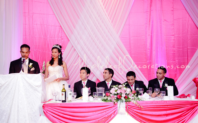 mapleleaf-decorations-wedding-reception-decor-le-parc-hot-pink-modern-backdrop-head-table-ryan-cora-realweddings.jpg