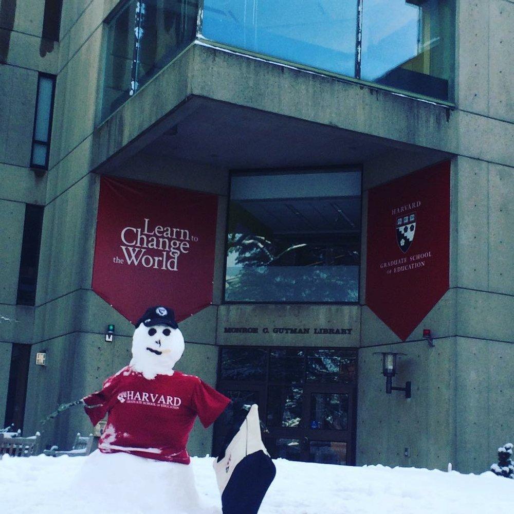 Harvard Graduate School Of Education's Zaentz Professional