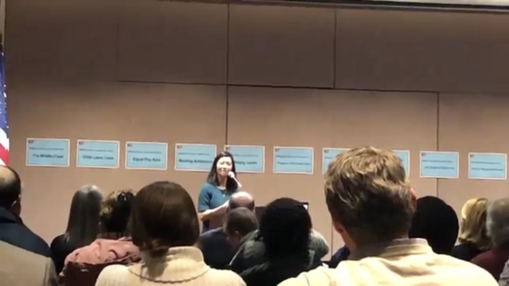 Boston City Councilor Michelle Wu Discusses How Riding Public