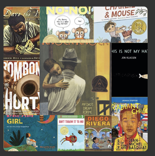 Civics Related Themes In Award Winning Picture Books