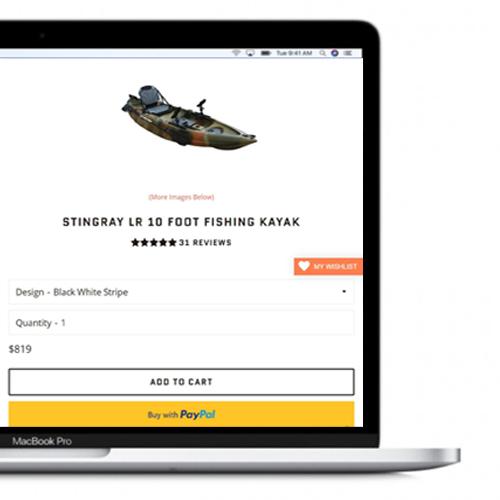 Cleveland Web design - beautifully showcase your ecommerce products SEO