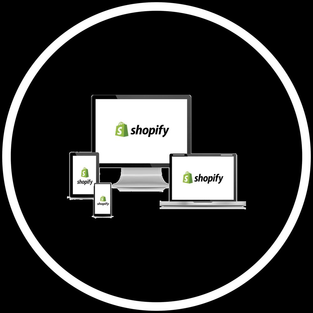e-commerce website Cleveland GapStow Design Shopify