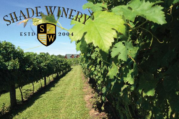 - 401 Gilkey Ridge Rd., Shade, OH 45776Click for Map740-696-1323shadewinery.comAppalachian Wine TrailAthens County