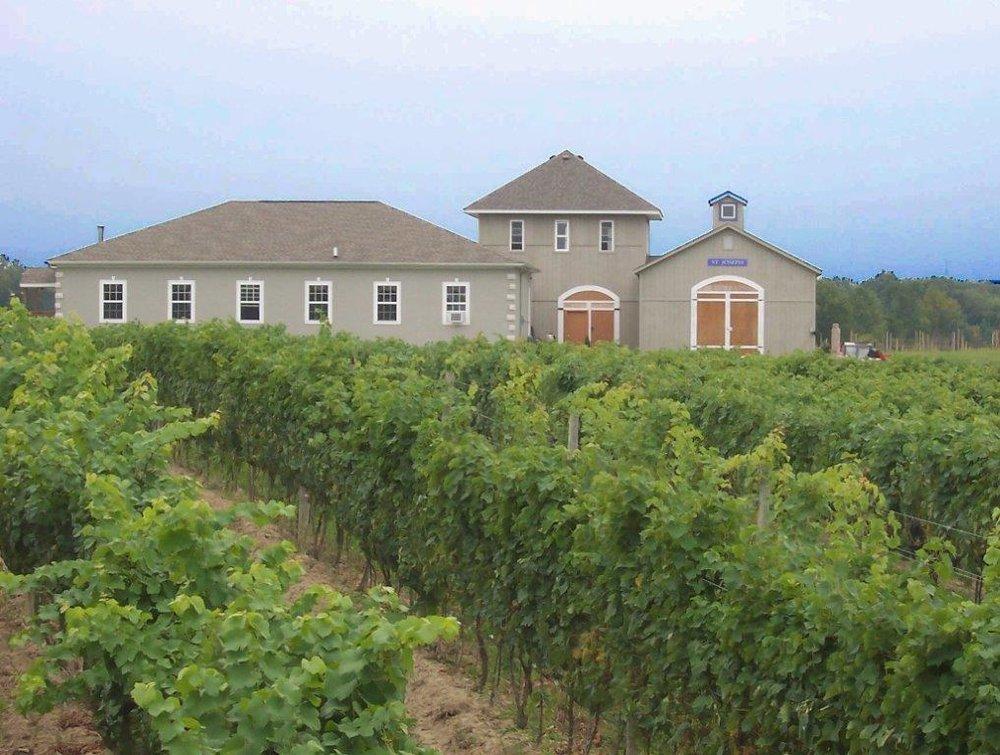 - 6060 Madison Road Thompson, Ohio 44086Click for Mapsaintjosephvineyard.comVines & Wines Wine TrailLake County