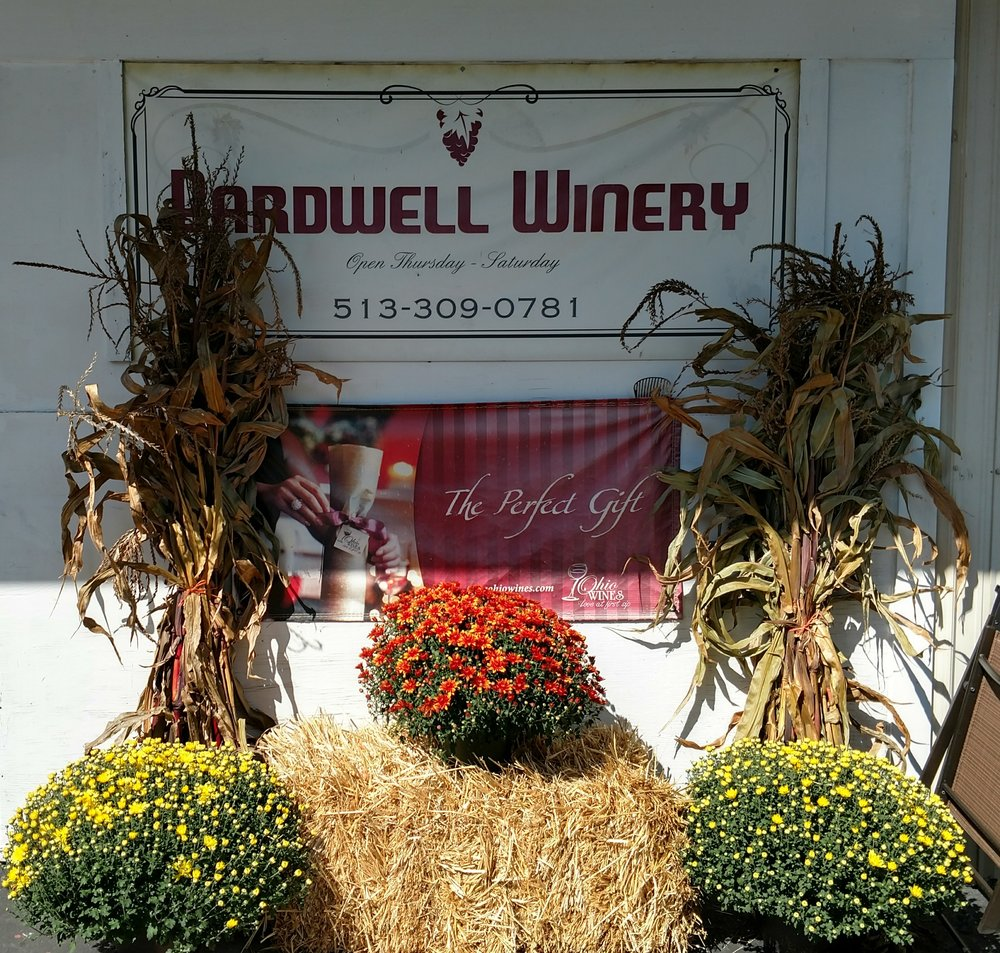 - 716 N High StMt Orab, OH 45154Click for Map513-309-0781bardwellwinery.comOhio River Valley Wine TrailBrown County