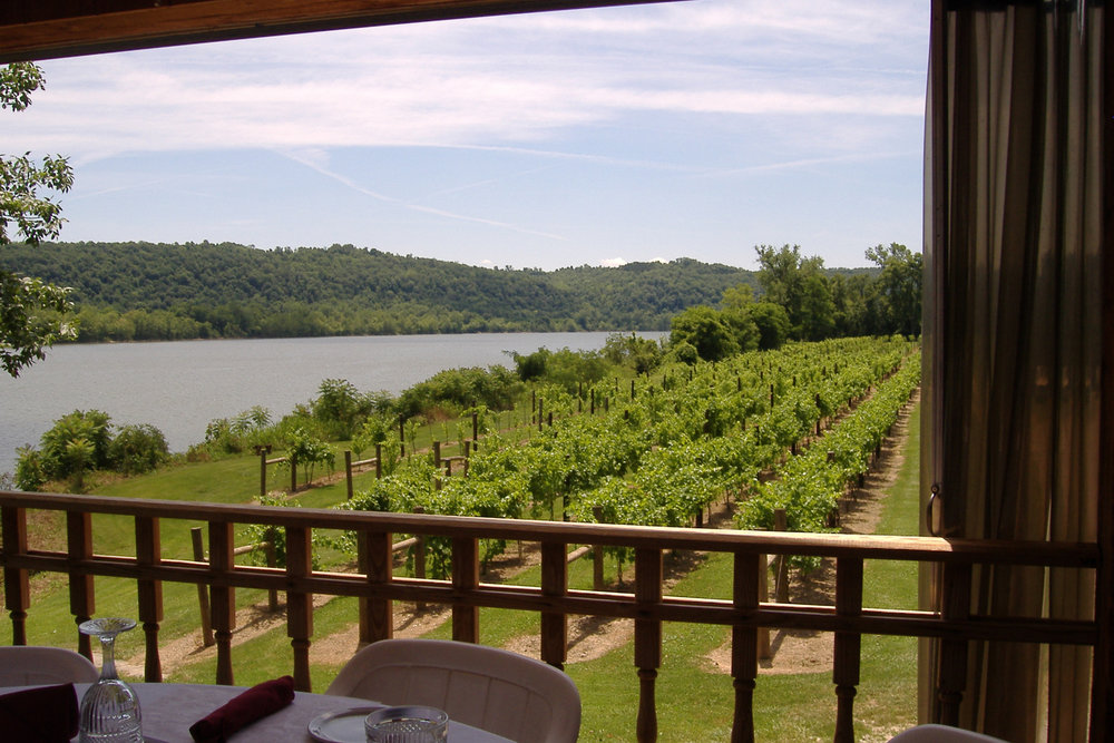 - 3859 US Route 52 Manchester, Ohio 45144Click for Map(937)549-2957moyerwineryrestaurant.comOhio River Valley Wine Trail
