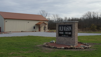 - 4199 S Iddings RdWest Milton, OH 45383Click for Map937-698-1122oldmason.comOhio River Valley Wine TrailMiami County