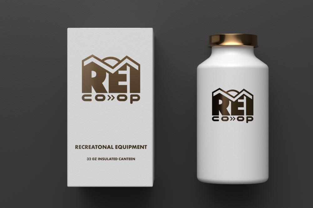 REI Re-Branding