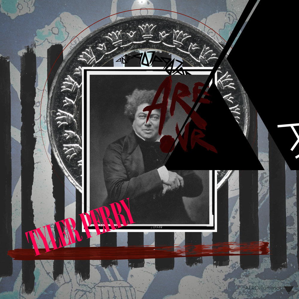 SATURDAY NIGHT SPECIAL 1 AI Alexander Dumas TYLER PERRY and GREEK SLAVES.jpg