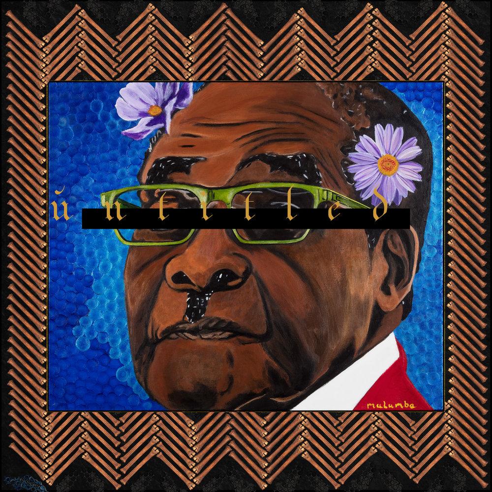 MULUMBA The Dictator's Garden III Robert Mugabe Herringbone UNTITLED.jpg