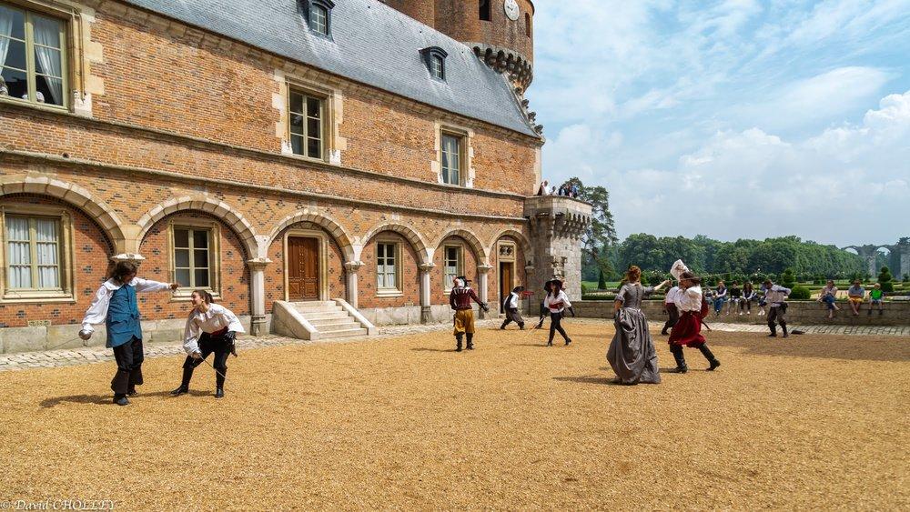 Cyrano de Bergerac - Château de Maintenon - Juin 2018