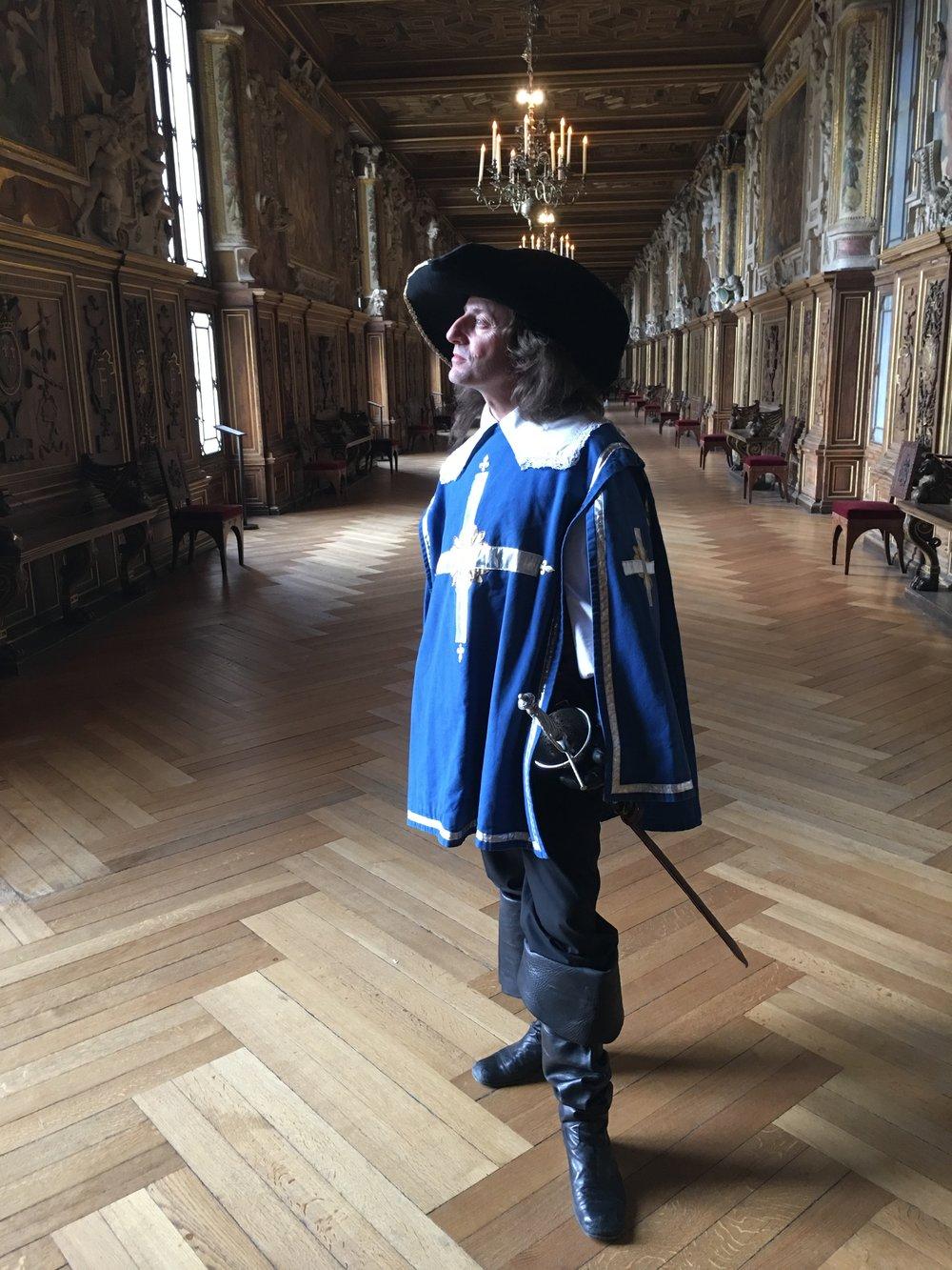 Château de Fontainebleau - Mai 2018