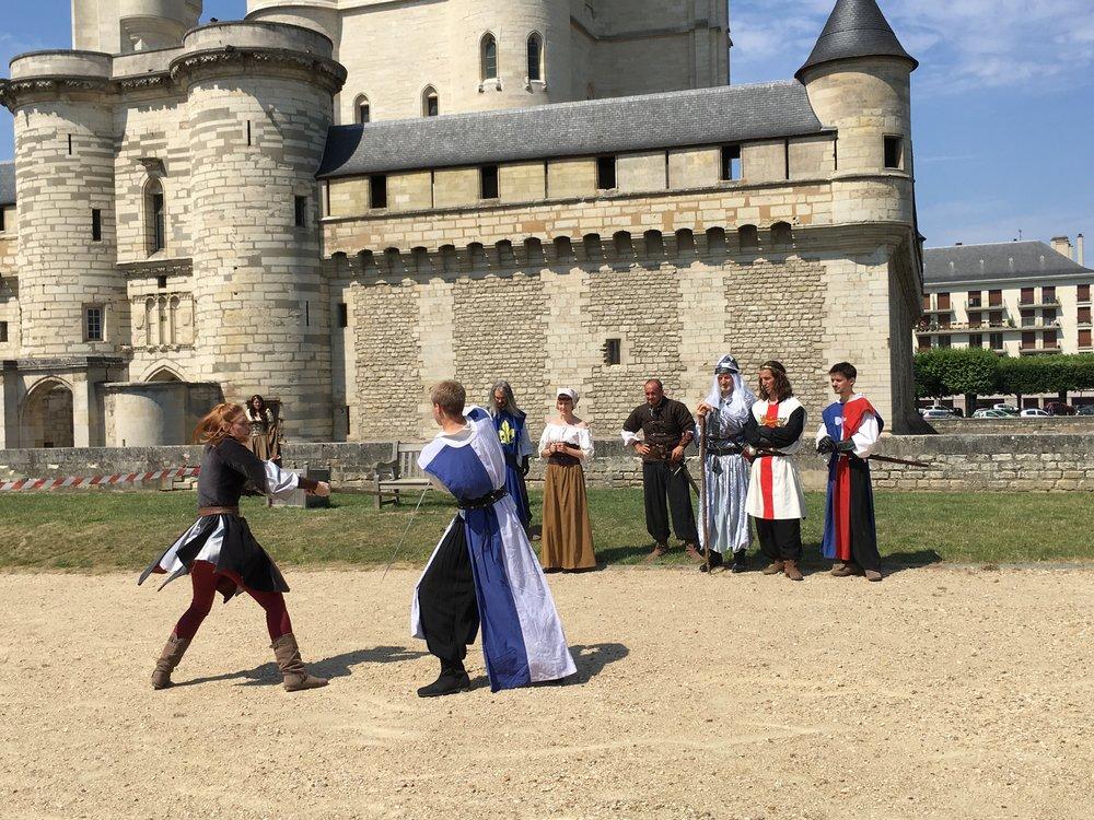 La Légende du roi Arthur - Château de Vincennes - Juillet 2018