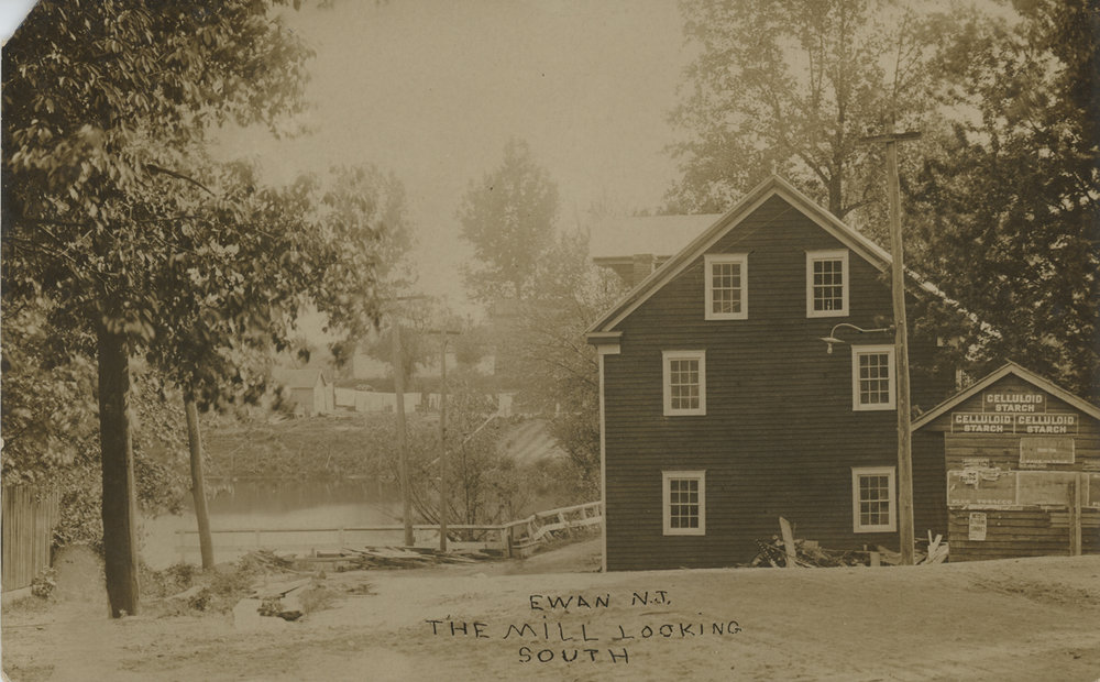 Ewan Mill