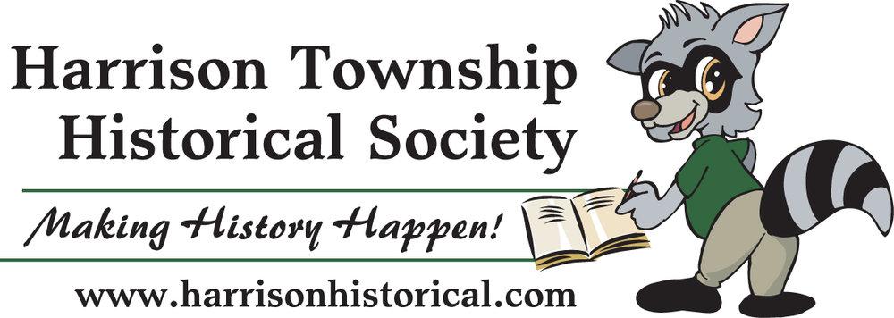 Harrison Township Historical Society • PO Box 4 • Mullica Hill, NJ 08062 • 856-478-4949