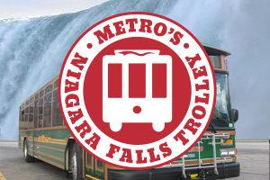 NFTA Niagara Falls Trolley