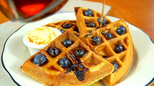 penelope new york city waffles
