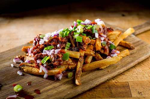 mighty quinn's dirty frites