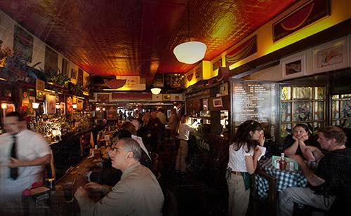 interior jg melon upper east side manhattan new york city