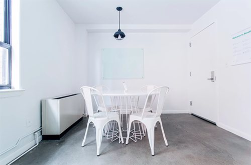 table at breather 64 west 3rd street