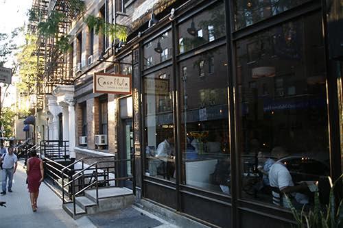 Casellula wine bar exterior
