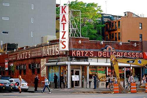 katz's deli street view