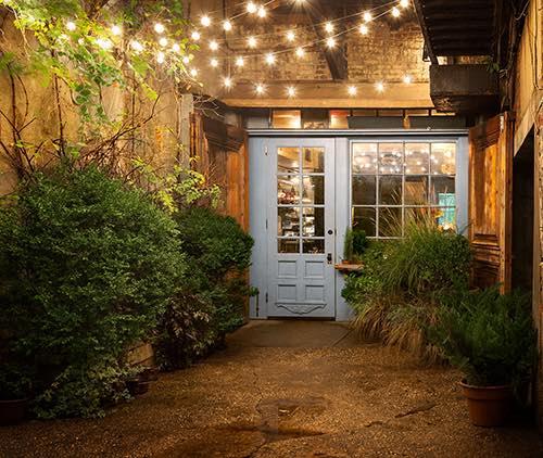 freemans alley front door