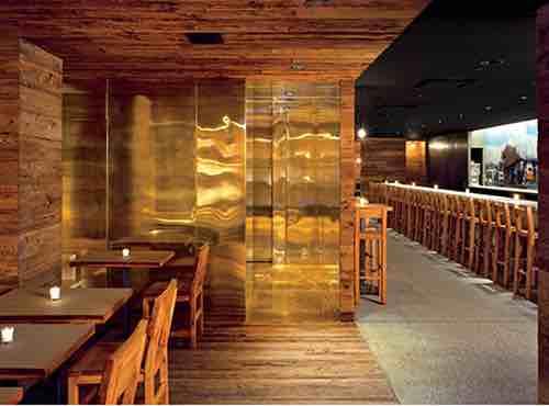 pio pio 8 restaurant decor manhattan new york city