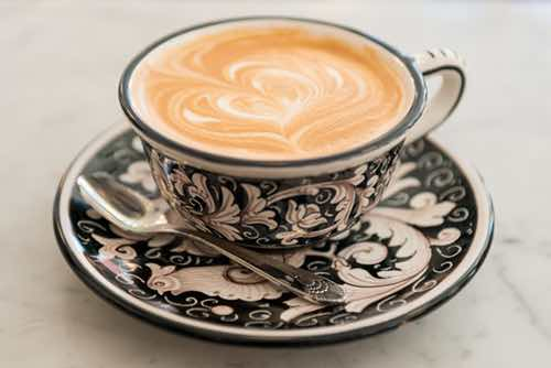 la colombe coffee cup