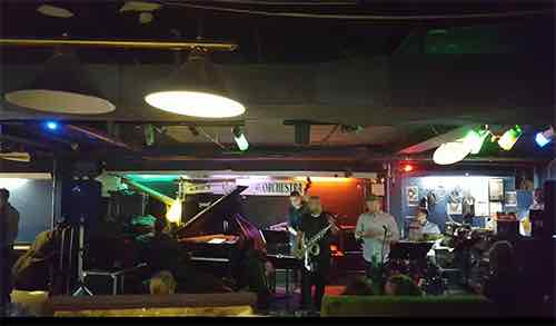 performances at fat cat jazz club village manhattan new york city