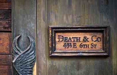 death and co sign street view