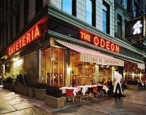 the odeon tribeca street view