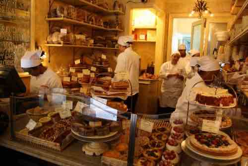 balthazar bakery pastry counter