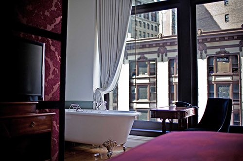 The Nomad Hotel -