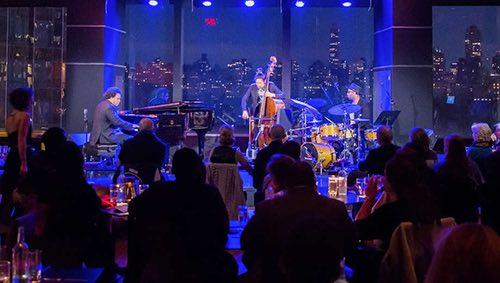 jazz performance at dizzys coca cola club new york city ny