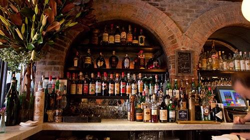 lupa bar thompson street greenwich village new york city ny