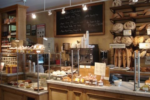 Le Pain Quotidien on the upper east side manhattan new york city ny