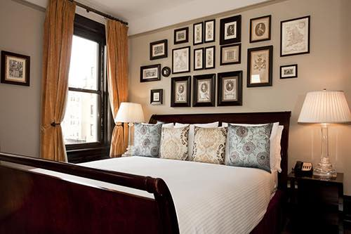 hotel wales bed upper east side manhattan new york city ny