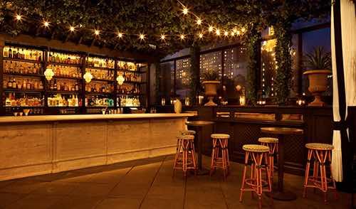 gramercy park hotel rooftop bar gramercy park manhattan new york city ny
