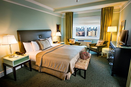 """""""Room was spacious and rates were very reasonable. Location was great"""" - Claudia, U.S. - Booking.com"""