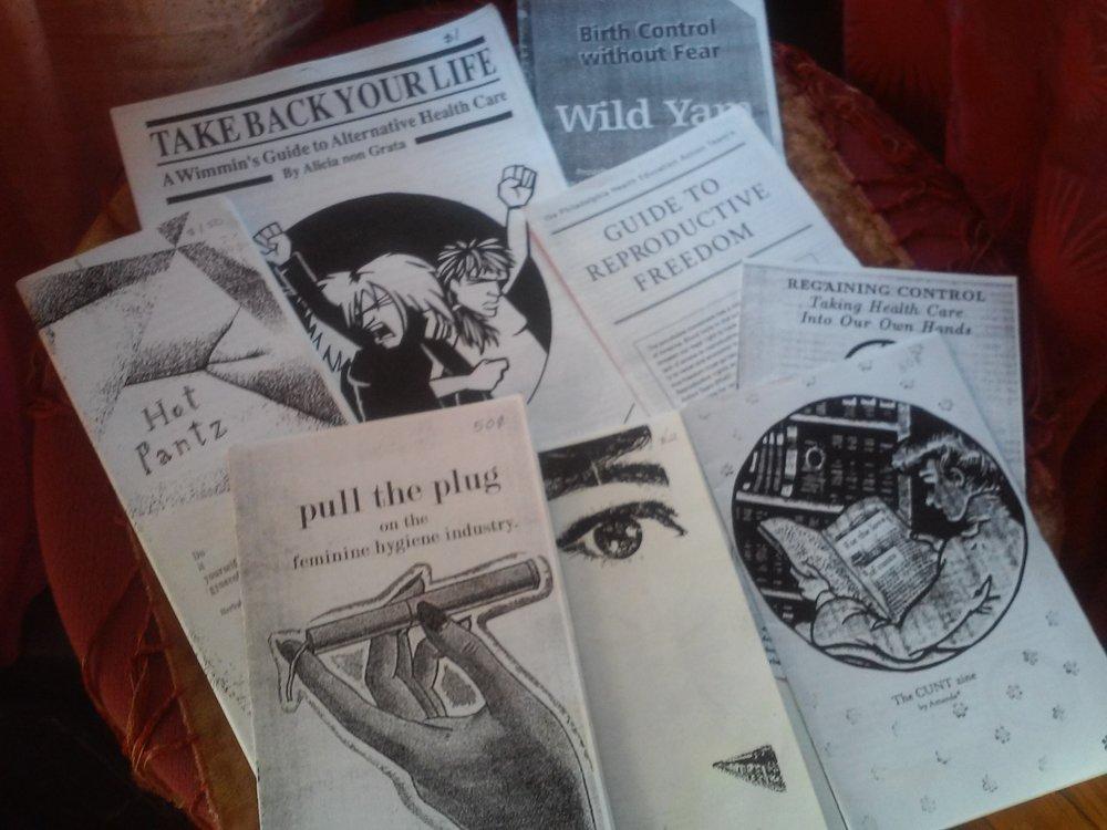 Feminist Fanzines
