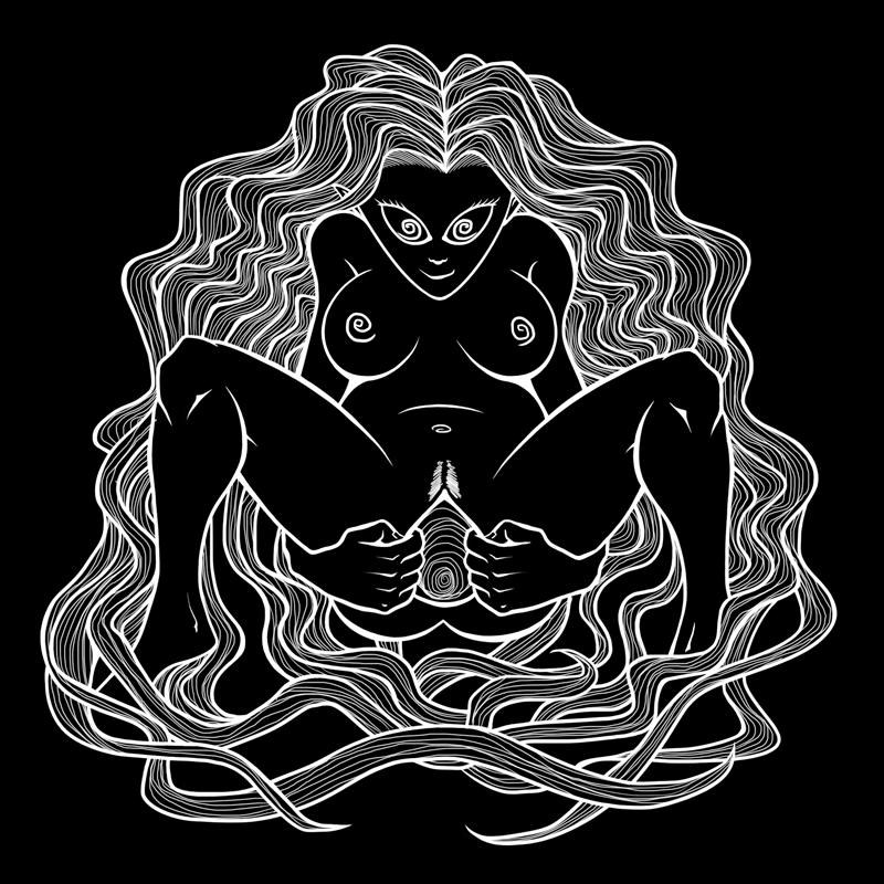 Kali-na-gig by Roger Creus