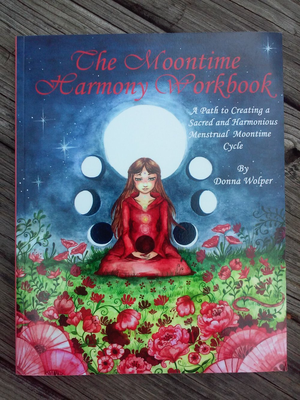 The Moontime Harmony Workbook