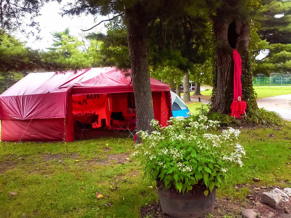 Dark Odyssey Summer Camp 2015