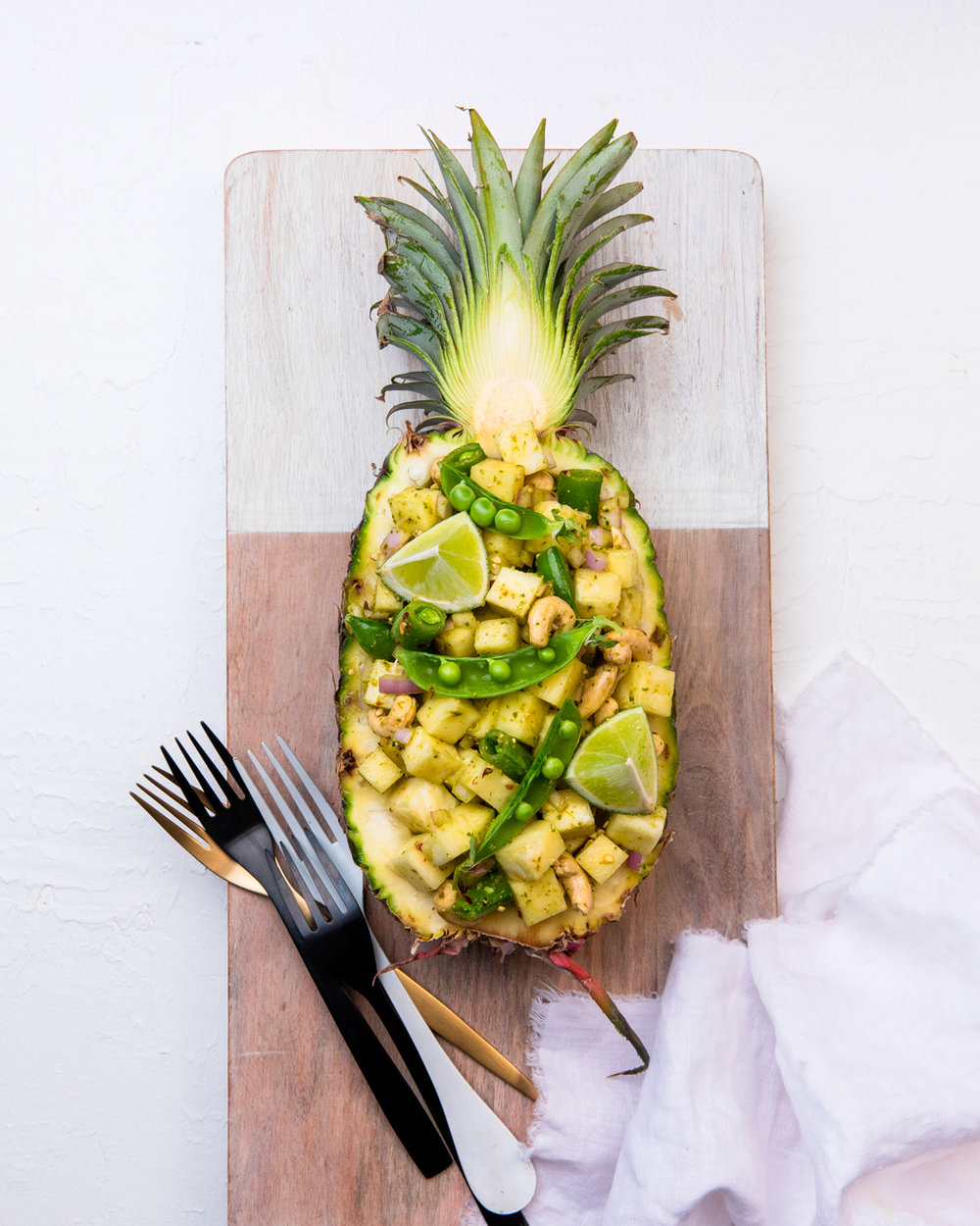 Pineapple Spring Salsa
