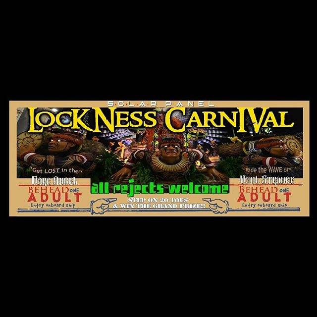 Lockness Carnival will be on Riot Radio WRFG 89.3FM 10:00 pm EST Sat. July 28th Give thanks to @iraslevi host and longtime friend to the Panel for opening his doors to us! Listen live worldwide WRFG.org  #darcangel #usulstrange #wrfg #locknesscarnival #ticketstothedopeshow #qualityhiphopmusic #solarpanelmusic